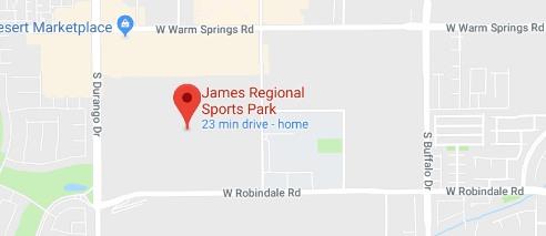 James Regional Sports Park