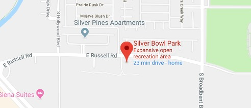 Silver Bowl Soccer