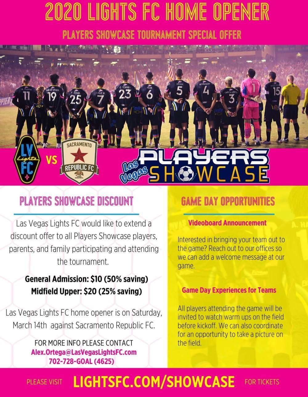 Las Vegas Soccer